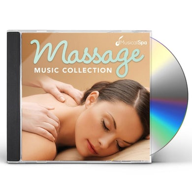 Musical Spa MASSAGE MUSIC COLLECTION CD