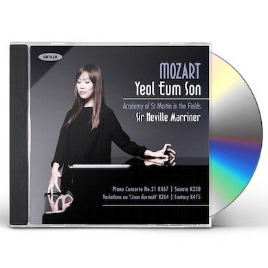 Yeol Eum Son MOZART: PIANO WORKS CD
