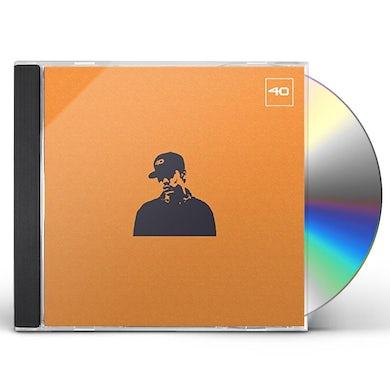 40 BLUE DAWN CD