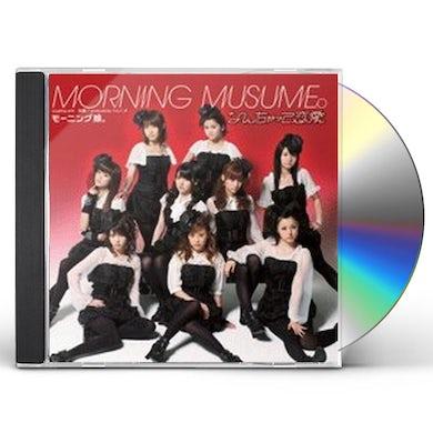 morning musume NANCHATTE RENAI CD