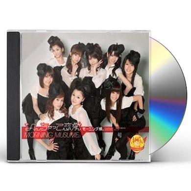 morning musume NANCHATTE RENAI (40TH ANNIVERSARY) CD