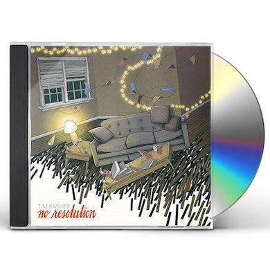 Tim Kasher NO RESOLUTION CD