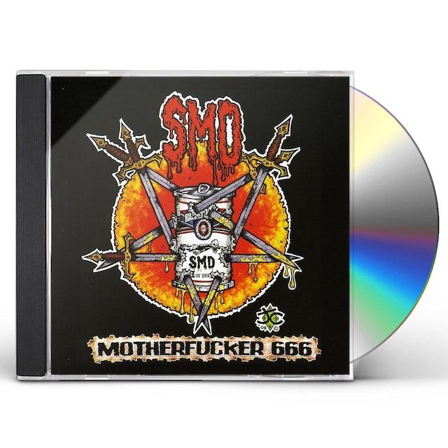 Smd HATEFED CD