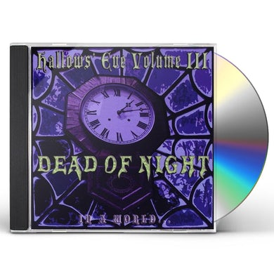 In a World HALLOWS EVE 3: DEAD OF NIGHT CD