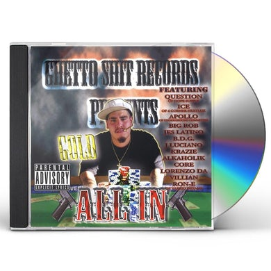 Gold ALL IN CD