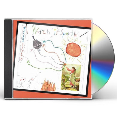 Watch It Sparkle ROCKET SURGERY CD