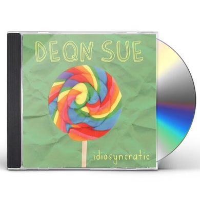 Deqn Sue IDIOSYNCRATIC CD