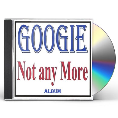Googie NOT ANY MORE CD
