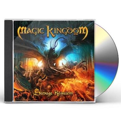 SAVAGE REQUIEM CD