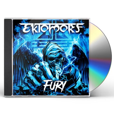 Ektomorf FURY CD