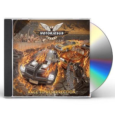 Motorjesus RACE TO RESURRECTION CD