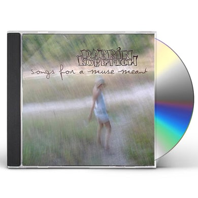 Darrin Kobetich SONGS FOR A MUSE MEANT CD