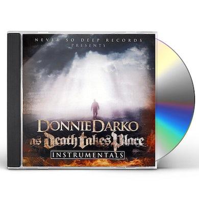 Donnie Darko AS DEATH TAKES PLACE (INSTRUMENTALS) CD