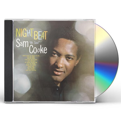 Sam Cooke NIGHT BEAT CD
