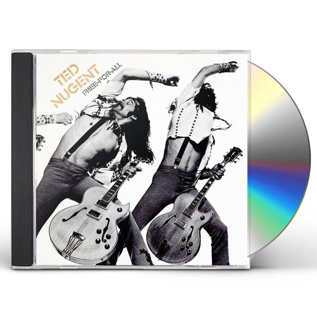 Ted Nugent FREE FOR ALL CD