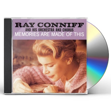 Ray Conniff MEMORIES ARE MADE OF THIS CD