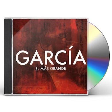 Charly Garcia Pena GARCIA EL MAS GRANDE CD