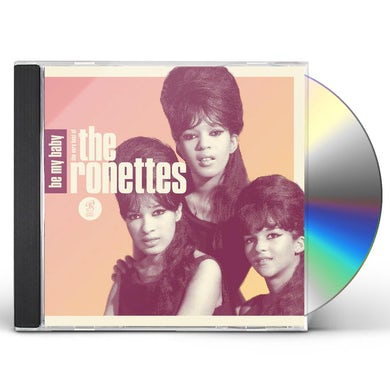 Ronettes BEST OF CD