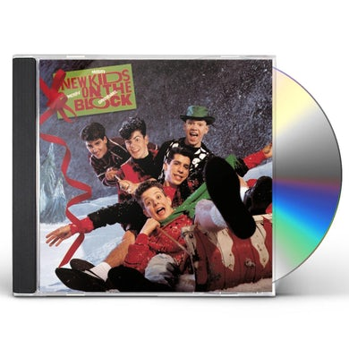 New Kids On The Block Merry, Merry Christmas CD