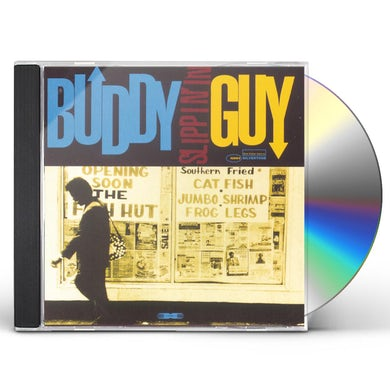 Buddy Guy SLIPPIN IN CD