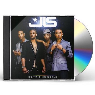JLS OUTTA THIS WORLD CD
