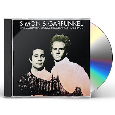 Simon & Garfunkel COLUMBIA STUDIO RECORDINGS 1964-1970 CD