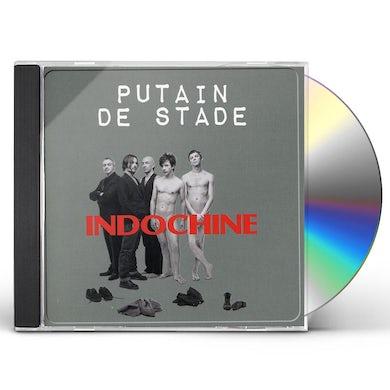 Indochine PUTAIN DE STADE CD