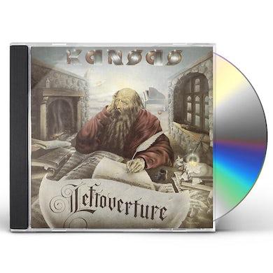 Kansas LEFTOVERTURE CD