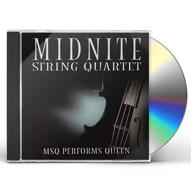 Midnite String Quartet MSQ PERFORMS QUEEN (MOD) CD