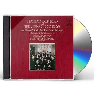 Placido Domingo AVE MARIA CD