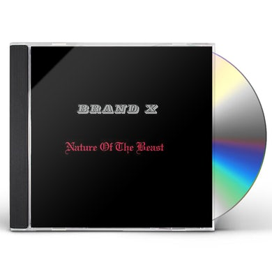 Brand X NATURE OF THE BEAST CD