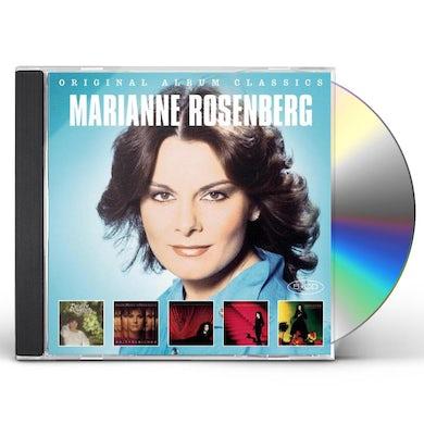 Marianne Rosenberg ORIGINAL ALBUM CLASSICS CD