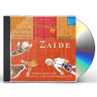 Nikolaus Harnoncourt MOZART: ZAIDE CD