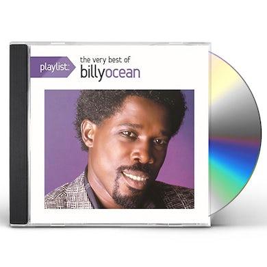 PLAYLIST: THE VERY BEST OF BILLY OCEAN CD
