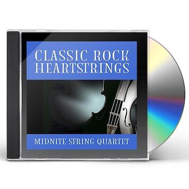 Midnite String Quartet CLASSIC ROCK HEARTSTRINGS (MOD) CD