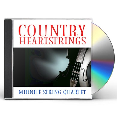Midnite String Quartet COUNTRY HEARTSTRINGS (MOD) CD