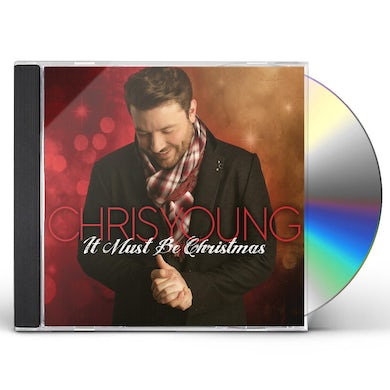 Chris Young IT MUST BE CHRISTMAS CD