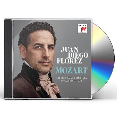 Juan Diego Florez Mozart CD