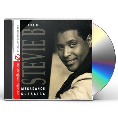 Stevie B. BEST OF MEGADANCE CLASSICS CD