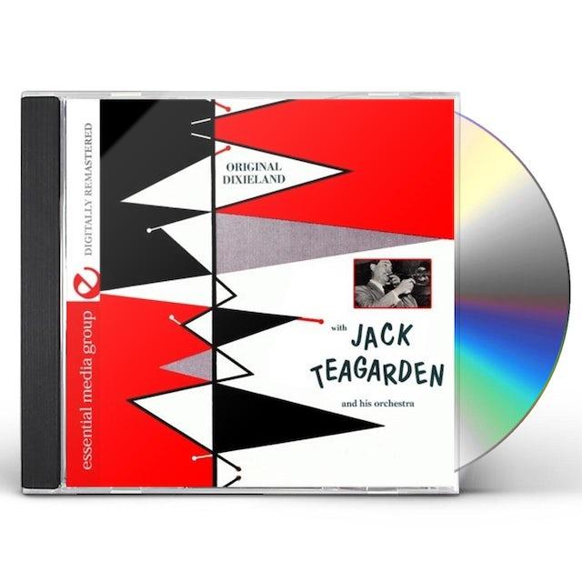 Jack Teagarden ORIGINAL DIXIELAND CD