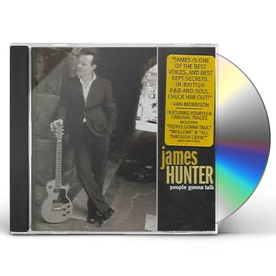 James Hunter PEOPLE GONNA TALK CD