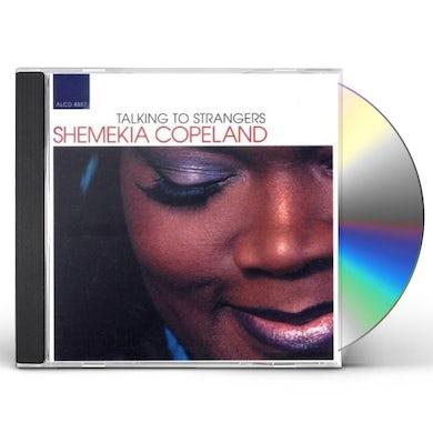 Shemekia Copeland TALKING TO STRANGERS CD