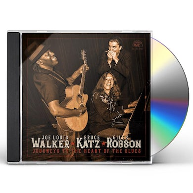 Journeys to The Heart of The Blues CD