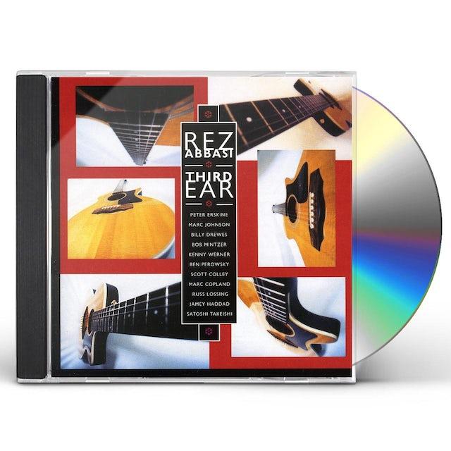 Rez Abbasi THIRD EAR CD