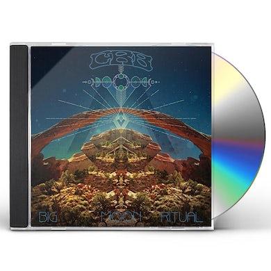 Chris Robinson BIG MOON RITUAL CD