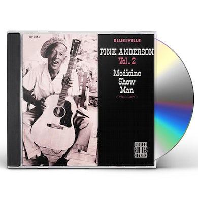 MEDICINE SHOW MAN CD