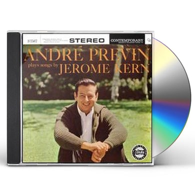 Andre Previn PLAYS SONGS BY JEROME KERN CD