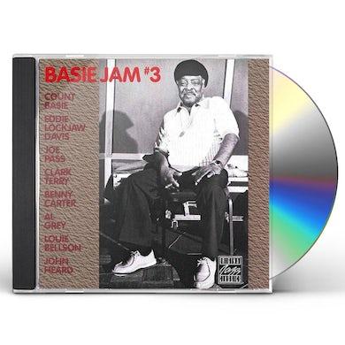 Count Basie BASIE JAM 3 CD