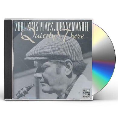 Zoot Sims QUIETLY THERE CD