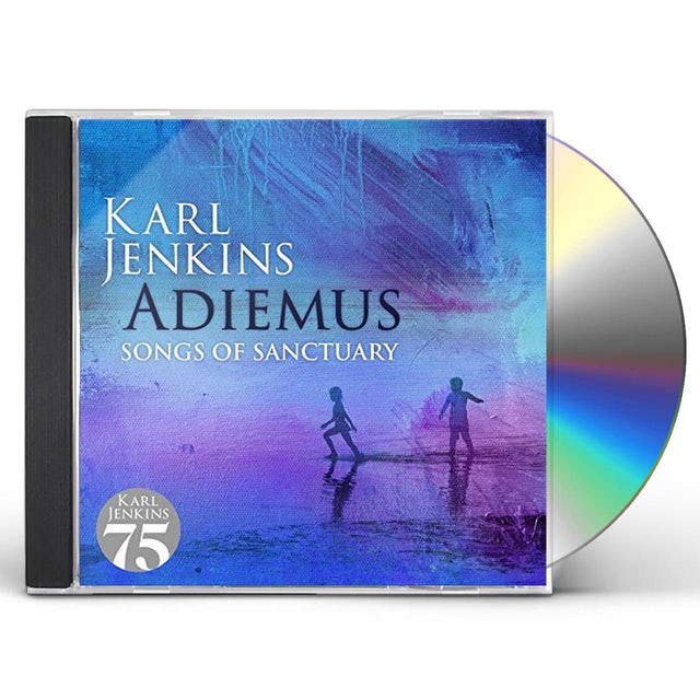 Karl Jenkins ADIEMUS SONGS OF SANCTUARY CD
